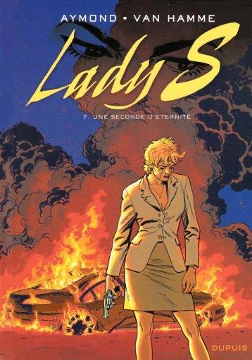 Lady S - Tome 7 - Une seconde d'éternité - Ebooks-numeriques.fr