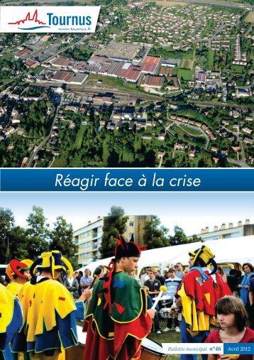 Avril 2012 - Ville de TOURNUS