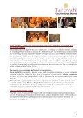 Dossier de Partenariat Sponsor file - Tapovan - Page 6
