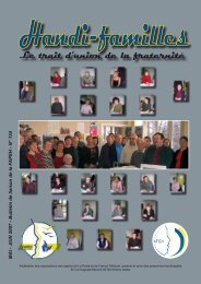 MAI - JIUN 2007 - Bulletin de liaison de la F APEH - N° 134 - Afeh