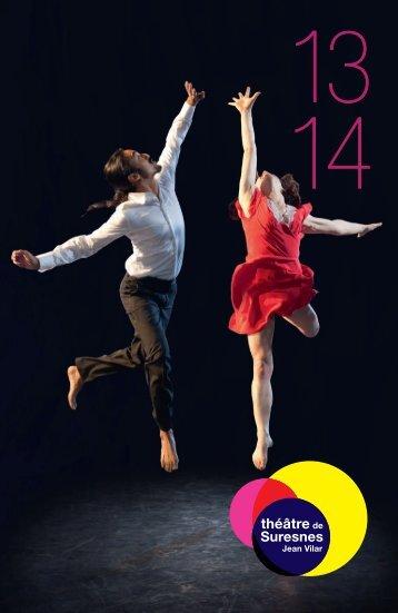 télécharger la brochure 13/14 - Théâtre de Suresnes Jean Vilar