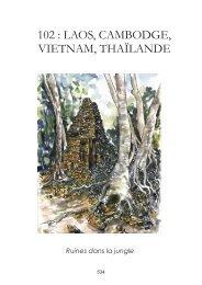 Laos, Cambodge, Viet Nam, Thaïlande - Hubert Treuille