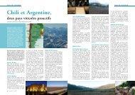 Chili et Argentine, - Viña VIK, Millahue Chile