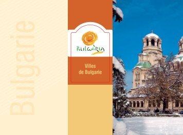 Villes de Bulgarie