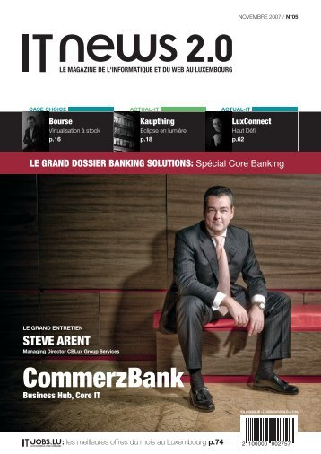 CommerzBank - ITnation