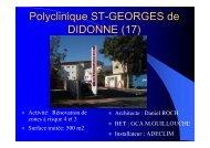 Polyclinique ST-GEORGES de DIDONNE (17)