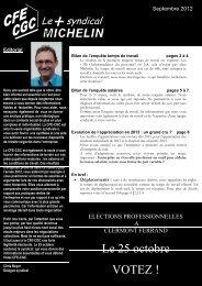tract Sept 2012 - La section CFE-CGC Michelin