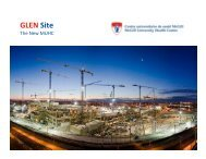 GLEN Site - McGill University Health Centre