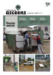 Bulletin asceens 90 juillet août 2012