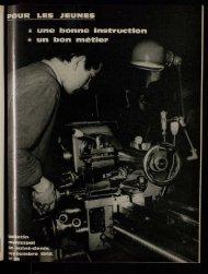 Bulletin municipal de Saint-Denis - Archives municipales de Saint ...