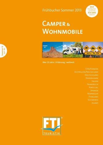 FTI Camper Und Wohnmobile So13