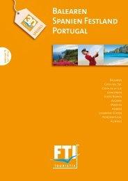 FTI Balearen Spanien Portugal So13