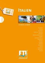 FTI Italien So13