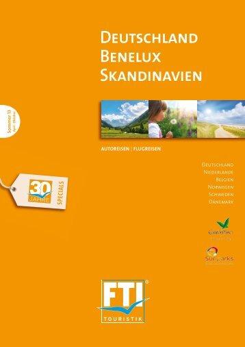FTI Deutschland Benelux Skandinavien So13