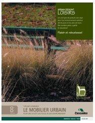 Brochure Urbain Design® Loisirs - Entreprises JC Roy inc