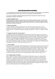 3. Paléo Stromboli I & II: 4. Paléo Stromboli III: Le centre d'activité se ...