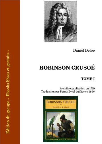 Daniel Defoe-Robinson Crusoe 1 - Oasisfle