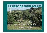 Le patrimoine rural du Parc de Figuerolles - Ville de Martigues