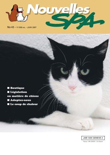 Nouvelles - SGPA
