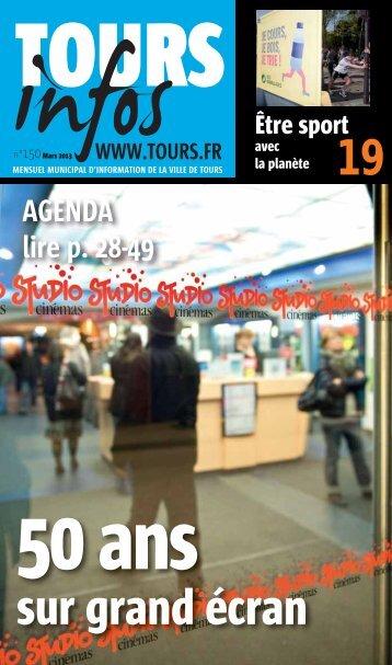 Mars 2013 - Tours
