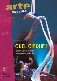 quel cirque ! - Source - Arte