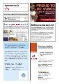 Secret bancaire: pour combien de temps encore ... - Schweizer Revue - Page 4