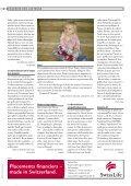 Secret bancaire: pour combien de temps encore ... - Schweizer Revue - Page 6