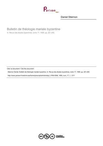 REB -_1959_num_17_1_1211.pdf - Bibliotheca Pretiosa