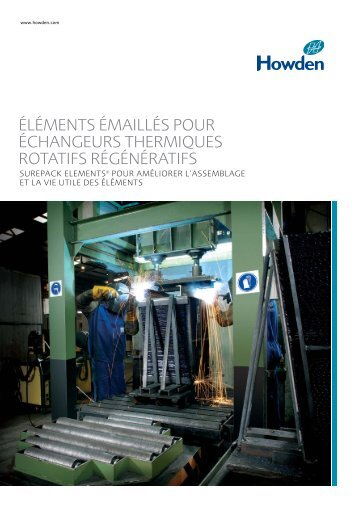 Brochure Surepack Elements - Howden