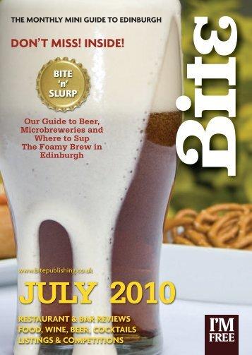 Download July 2010 - Bite Magazine