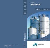 Convention collective du secteur industriel 2010-2013