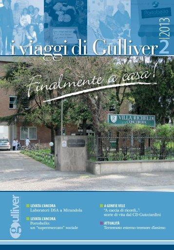 Scarica il periodico in versione PDF - Gulliver