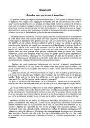 Grandes eaux nocturnes à Versailles (PDF)