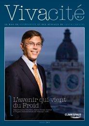 Vivacité N°1 Mars 2011.pdf - Climespace