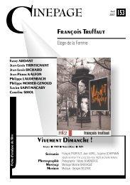 Vivement Dimanche ! François Truffaut - Biozlab.com