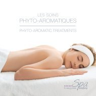 PHYTO-AROMATIQUES - Hotel Christopher