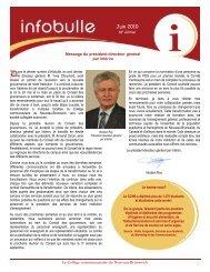 18 e édition - juin 2010 - CCNB