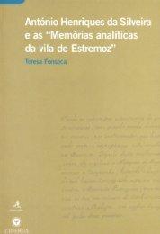 António Henriques da Silveira - Biblioteca Digital do Alentejo