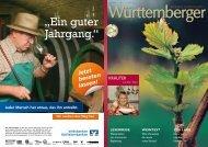 Jetzt einschalten! - Weinland Württemberg