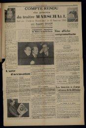 Bulletin Municipal - Archives municipales de Saint-Denis