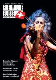 La carrière fulgurante d'Alain Berset, conseiller ... - Schweizer Revue