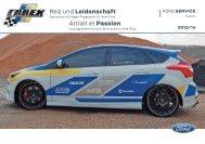 Reiz und Leidenschaft Attrait et Passion - Ford