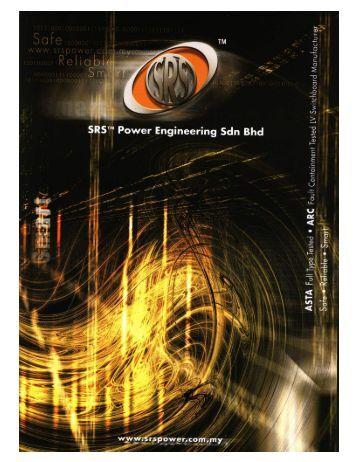 Company Profile - SRS Power Engineering Sdn Bhd