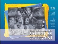 Envejecimiento en las Americas proyecciones para el siglo XXI - CCP