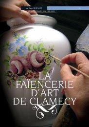 N° 27 : La faïencerie d'art de Clamecy - Vents du Morvan