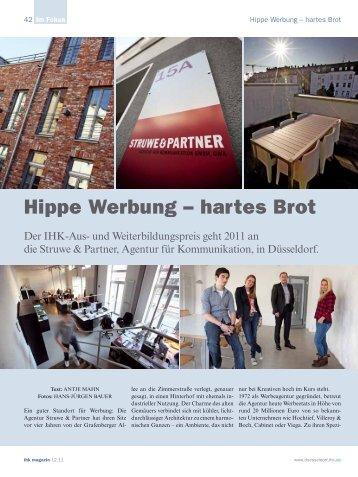 Hippe Werbung - Struwe & Partner Agentur für Kommunikation GmbH