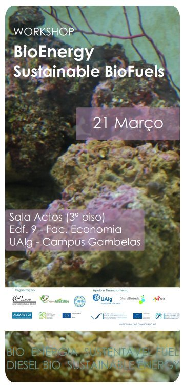 Download Flyer - CCMAR - Universidade do Algarve