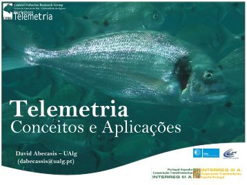 Telemetria - CCMAR - Universidade do Algarve