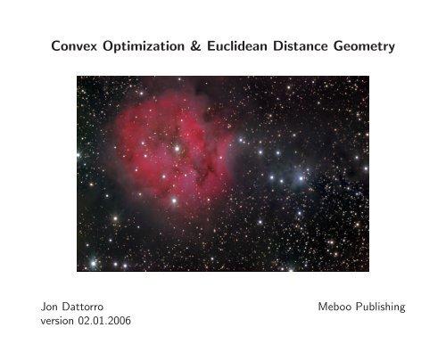 Convex Geometry