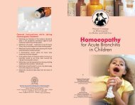 Acute Bronchitis in children {R} - Central Council for Research in ...